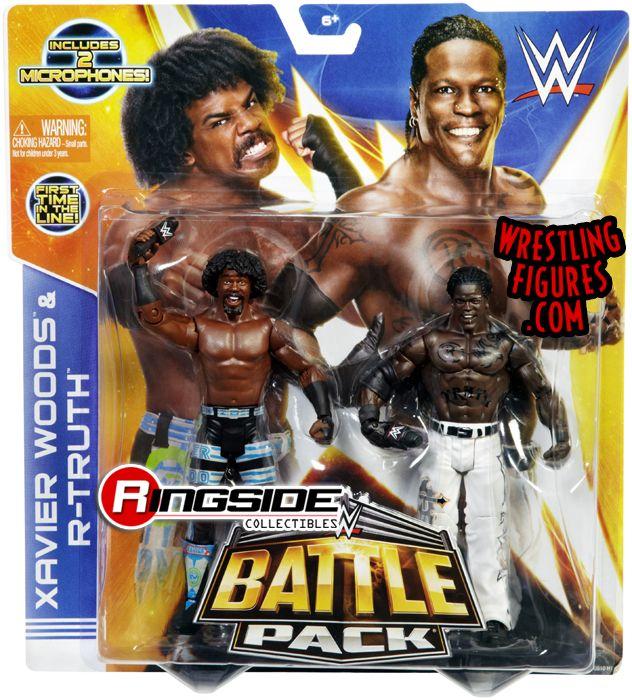 WWE Battle Pack Series 030 (2014) M2p30_xavier_woods_r_truth_P