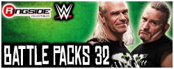 Mattel WWE Battle Packs Series 32!
