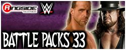 Mattel WWE WWE Battle Packs Series 33!