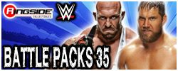 Mattel WWE Battle Packs Series 35!