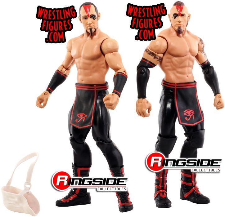 The Ascension Basic Battlepacks Series 37 WWE Mattel Wrestling Figure