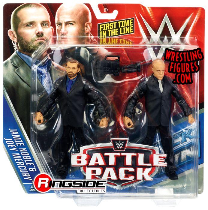 J Amp J Security Wwe Battle Packs 37 Wwe Toy Wrestling