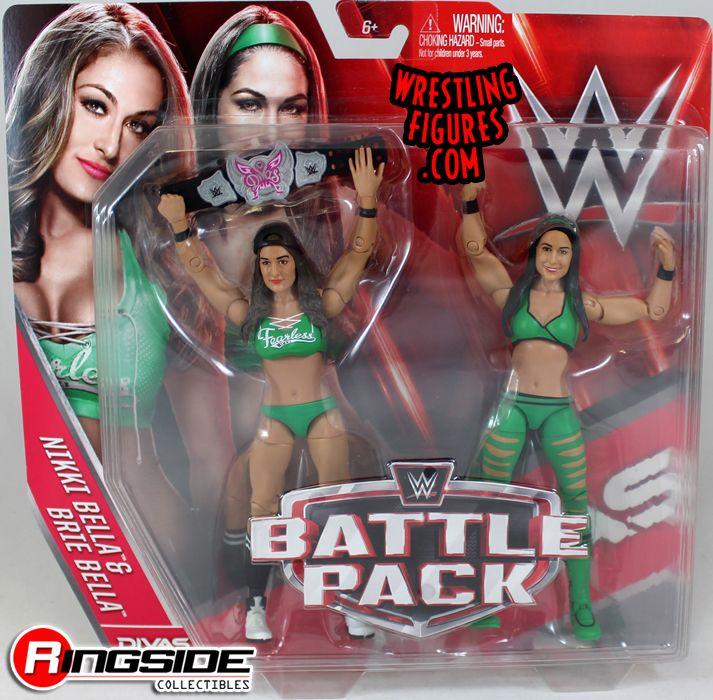 Nikki Bella And Brie Bella Toys
