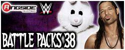 Mattel WWE Battle Packs Series 38!