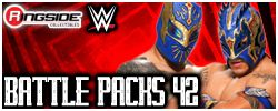 Mattel WWE Battle Packs Series 42!