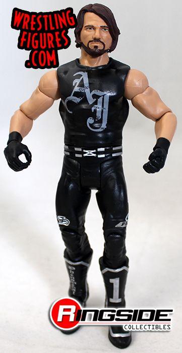 AJ Styles - WWE Battle Packs 45 M2p45_aj_styles_pic1