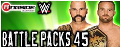 Mattel WWE Battle Packs Series 45!