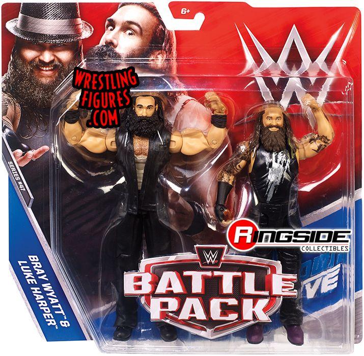 Bray Wyatt - WWE Battle Packs 47 M2p47_luke_harper_bray_wyatt_P