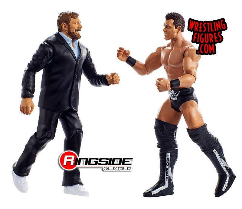 WWE Battle Pack Series 49 The Miz Vs Daniel Bryan Action Figures