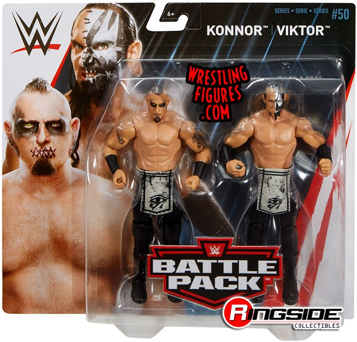 Image result for wwe battle packs 50 ascension