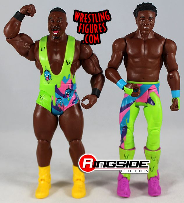 Image result for wwe battle packs 51 new day