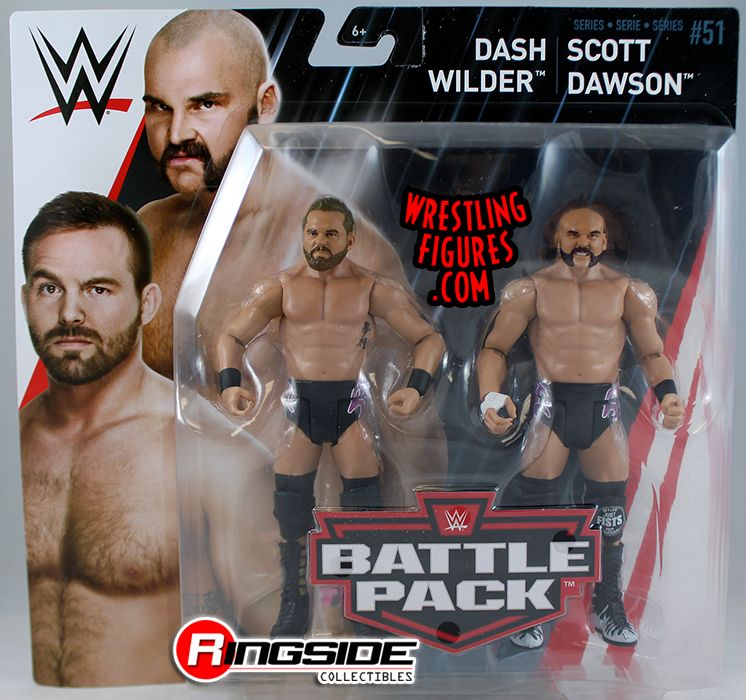 Image result for wwe battle packs 51 revival