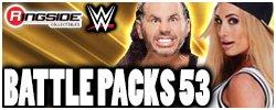 Mattel WWE Battle Packs Series 53!