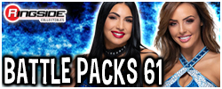 Mattel WWE Battle Packs 61!