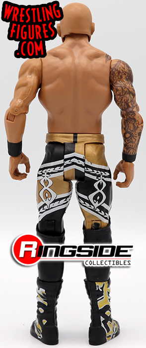 WWE Ricochet Battle Pack Series 65 Mattel Loose No Kneepads