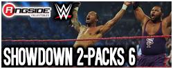 Mattel WWE Showdown 2-Packs Series 6!