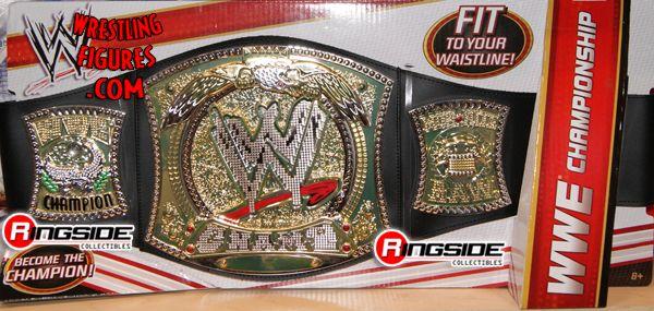 Wwe Spinner Championship Wwe Toy Wrestling Belt