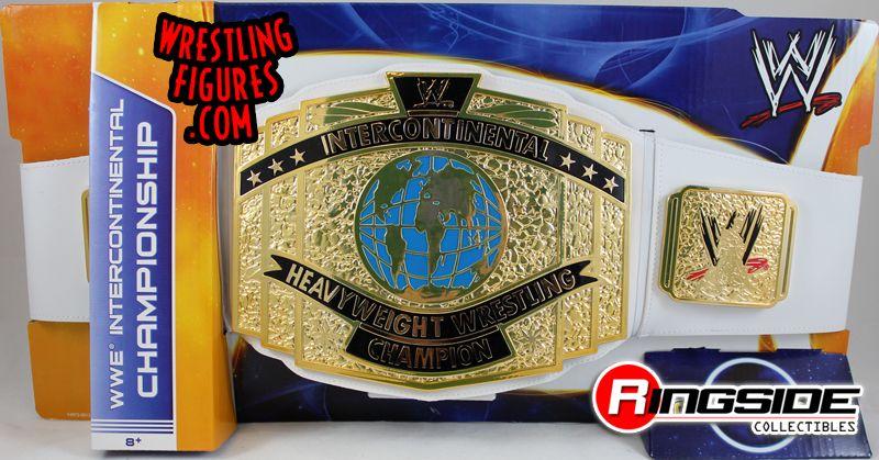 Wwe White Strap Intercontinental Championship Wwe Toy