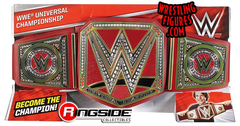 Universal Championship Wwe Toy Wrestling Kid Size Belt By