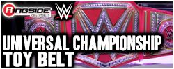 Mattel WWE Universal Toy Wrestling Belt !