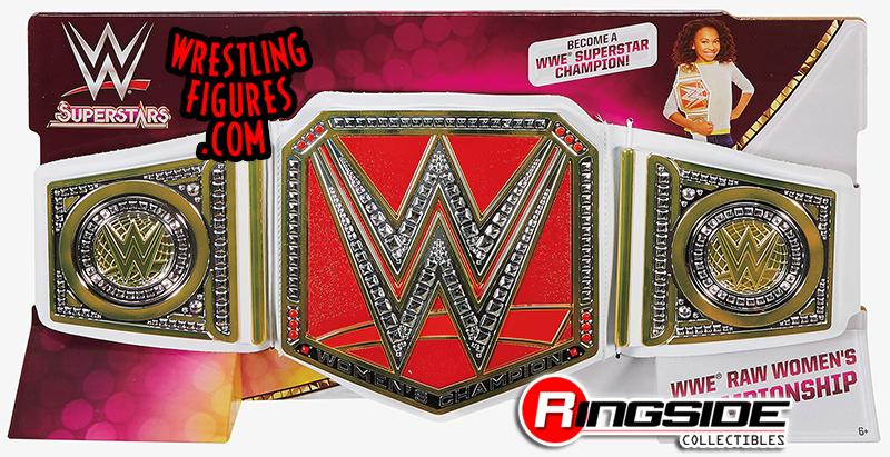 Raw Women S Belt Wwe Toy Wrestling Kid Size Belt By Mattel