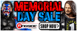 Memorial Day Sale at RINGSIDE!