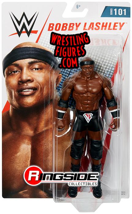 WWE Wrestling série 101 Bobby Lashley Figure Action