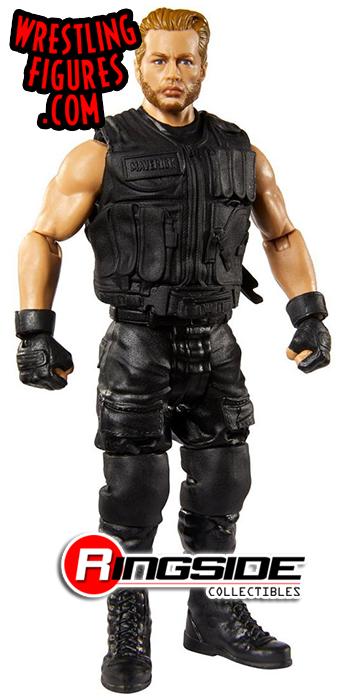 Drake Maverick WWE Mattel Basic Series 102 Action Figure NEW Chase Variant