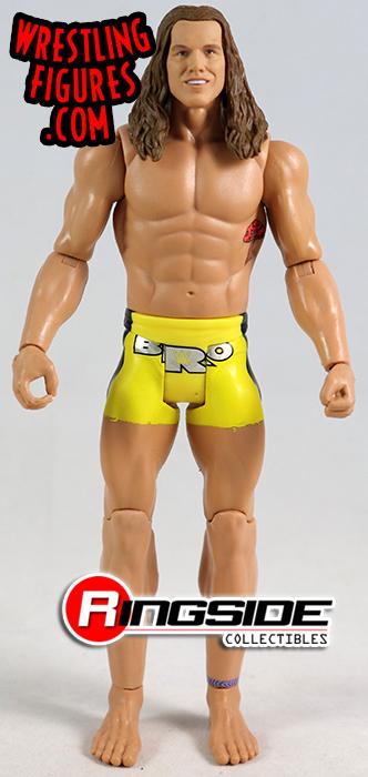 WWE Mattel Matt Riddle Series 103 figure loose