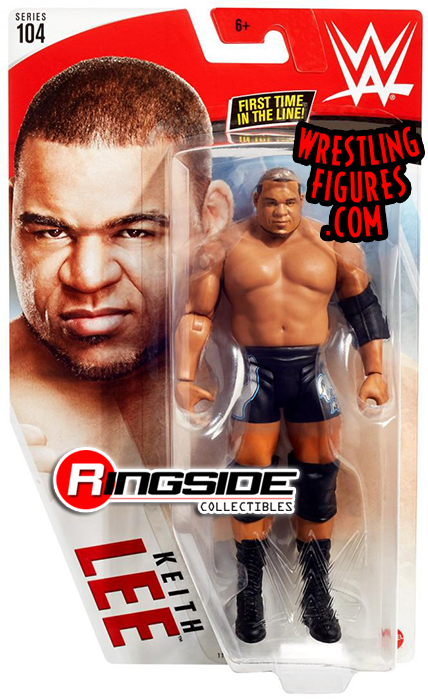 Chase Variant Black Tights Wwe Series 104 Wwe Toy