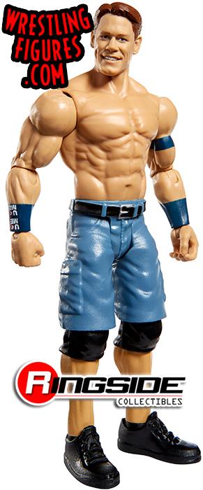 WWE Series 105 Mattel Toy Wrestling Action Figure John Cena