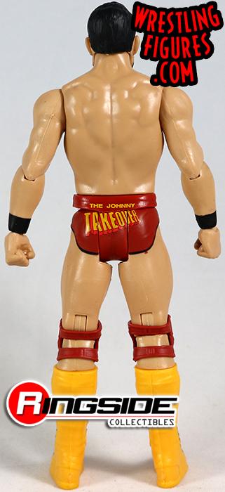 WWE Series 106 Mattel Toy Wrestling Action Figure Johnny Gargano
