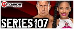 Mattel WWE Series 107!