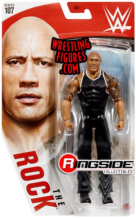 WWE Il Rock Retrò Action Figure