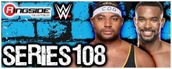 Mattel WWE Series 108!