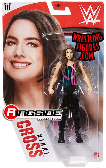 WWE Nikki Cross Series 111 Basic Action Figure Mattel
