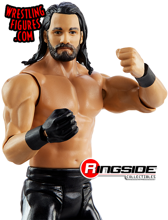 SETH ROLLINS WWE Wrestling Action Figure MONDAY NIGHT MESSIAH Package Damage