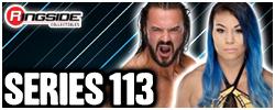 Mattel WWE Series 113!