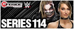 Mattel WWE Series 114!