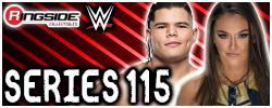 Mattel WWE Series 115!