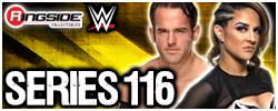 Mattel WWE Series 116!