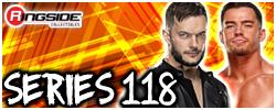 Mattel WWE Series 118!