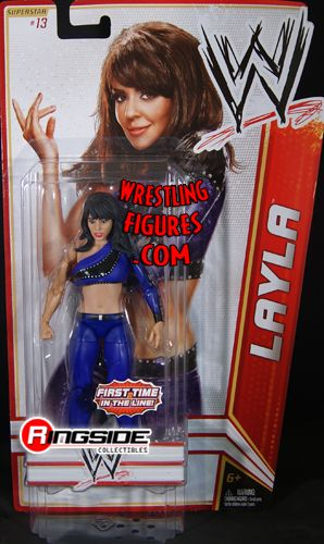 Layla Wwe Series 15 Ringside Collectibles