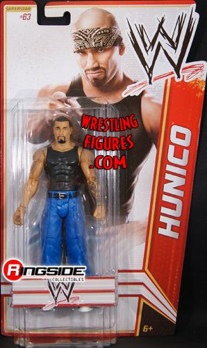 Hunico Wwe Series 23 Ringside Collectibles