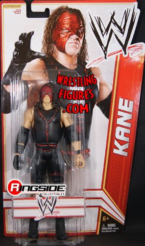Kane Wwe Series 23 Ringside Collectibles