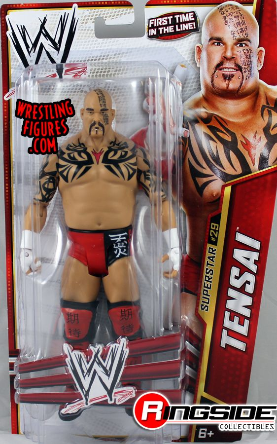 Tensai Wwe Series 28 Ringside Collectibles