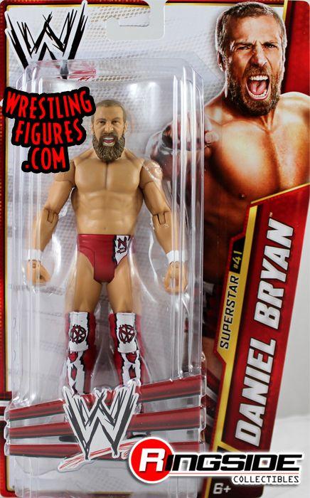 Mattel WWE Series 30 Daniel Bryan!