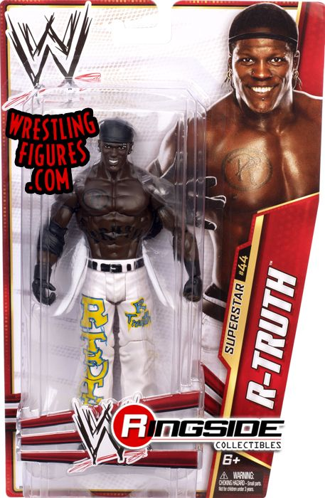 R Truth Wwe Series 31 Ringside Collectibles