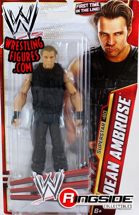 WWE Superstars Series 33 (2013) Mfa33_dean_ambrose_moc