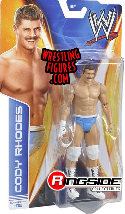 Cody Rhodes Wwe Series 35 Ringside Collectibles